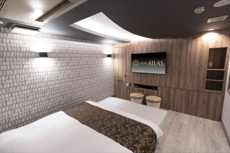 新宿ラブホテル アトラス 202号室