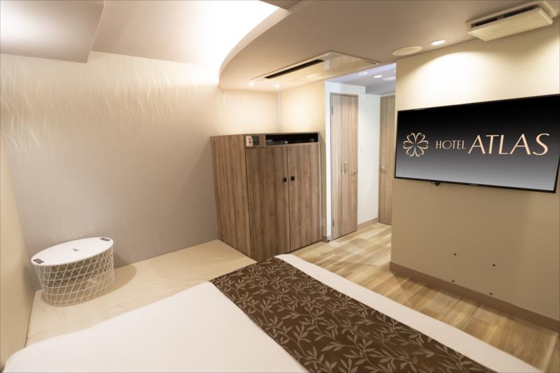 新宿ラブホテル アトラス 301号室