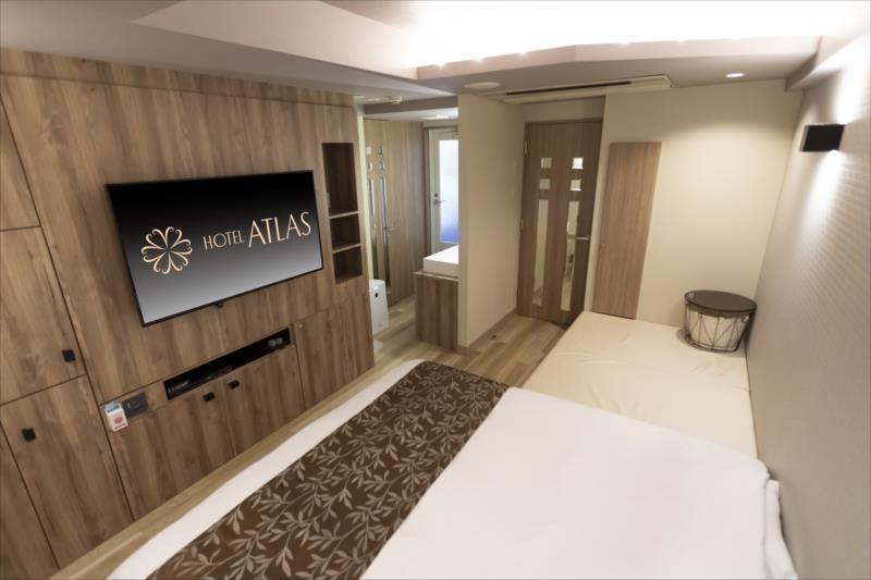 新宿ラブホテル アトラス 302号室