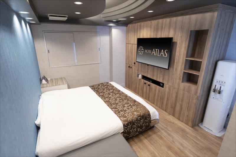 新宿ラブホテル アトラス 602号室