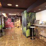 新宿歌舞伎町ホテルアトラスのフロント