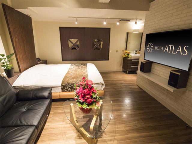 新宿歌舞伎町ホテルアトラスの405号室