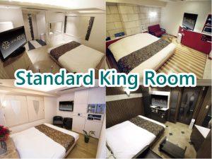 ホテルアトラススタンダードキングルーム