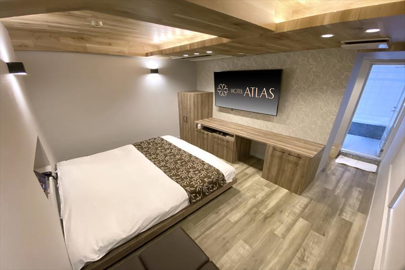 ホテルアトラス701号室