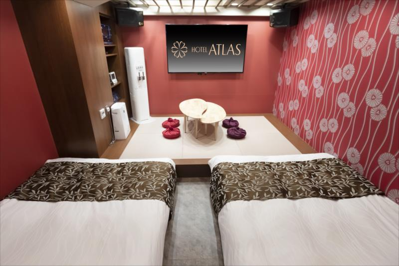 ホテルアトラス203号室